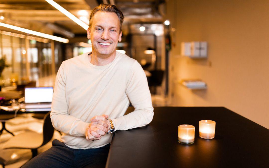 Kundporträtt: Patrik Wadenhed är VD på EMSG Sverige AB